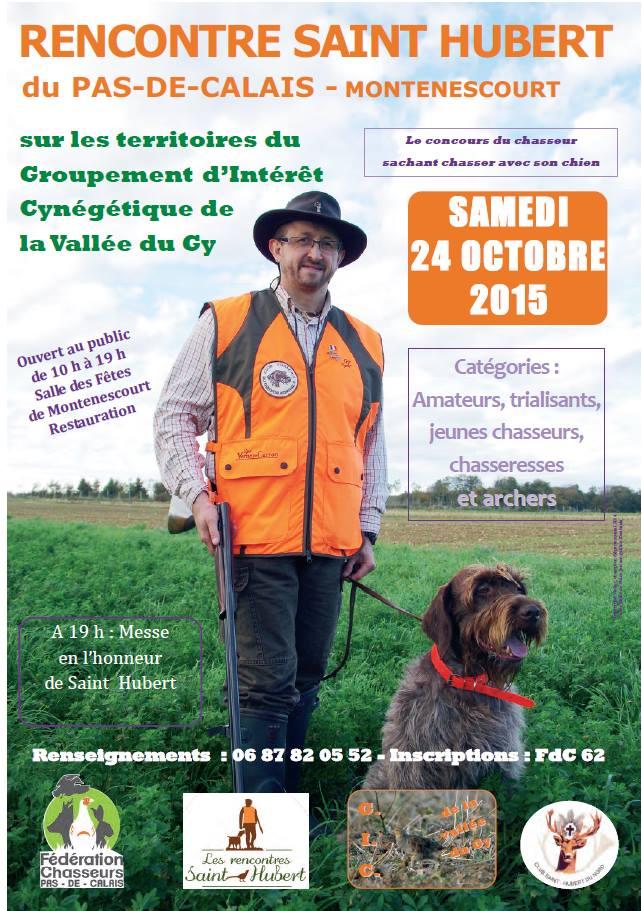 Rencontres St Hubert départemental